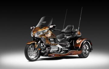 TRIKE Honda GoldWing 1800 2